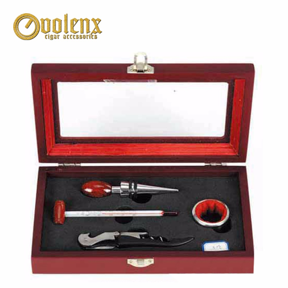 Beautiful Wedding Favor Promotional Wine Tool Set