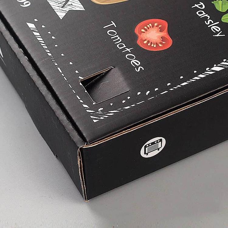 Take Away Customized Printing Pizza Box 8