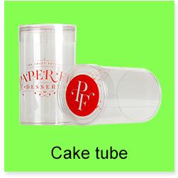 High Quality Transparent Cake Box 9