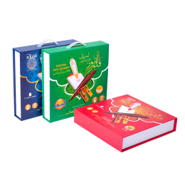 Magnetic gift box for electronic Products